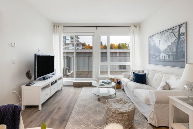 PH709 8580 RIVER DISTRICT CROSSING - South Marine Apartment/Condo for sale, 2 Bedrooms (R2628023)