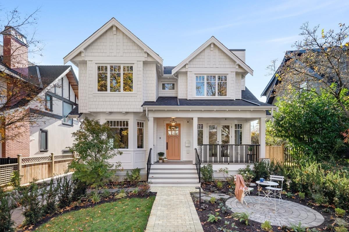 3528 W 43RD AVENUE - Southlands 1/2 Duplex for sale, 3 Bedrooms (R2628028)