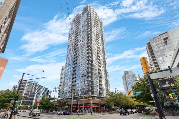 1709 928 BEATTY STREET STREET - Yaletown Apartment/Condo for sale, 1 Bedroom (R2628055)