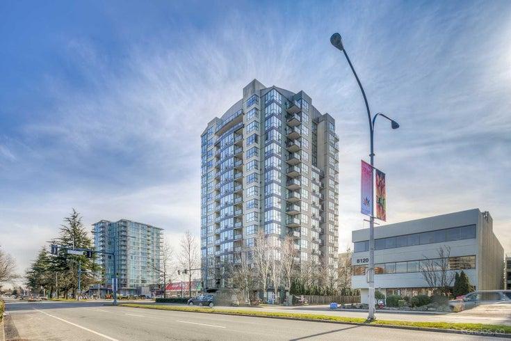 309 8180 GRANVILLE AVENUE - Brighouse South Apartment/Condo for sale, 2 Bedrooms (R2628101)