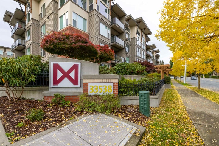 101 33538 MARSHALL ROAD - Central Abbotsford Apartment/Condo for sale, 1 Bedroom (R2628108)