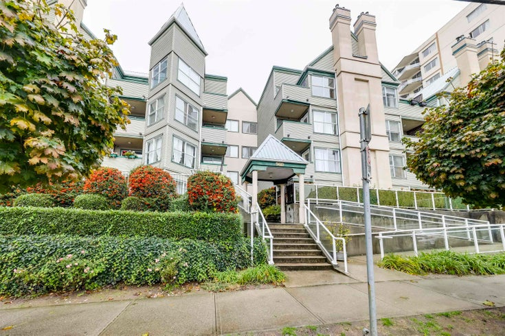 314 509 CARNARVON STREET - Downtown NW Apartment/Condo for sale, 2 Bedrooms (R2628127)