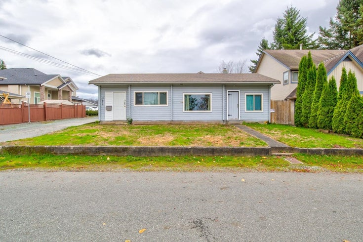 2626 CAMPBELL AVENUE - Central Abbotsford House/Single Family for sale, 3 Bedrooms (R2628131)