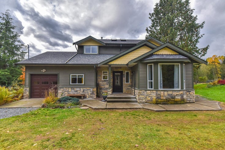30729 DEWDNEY TRUNK ROAD - Stave Falls House with Acreage for sale, 2 Bedrooms (R2628156)
