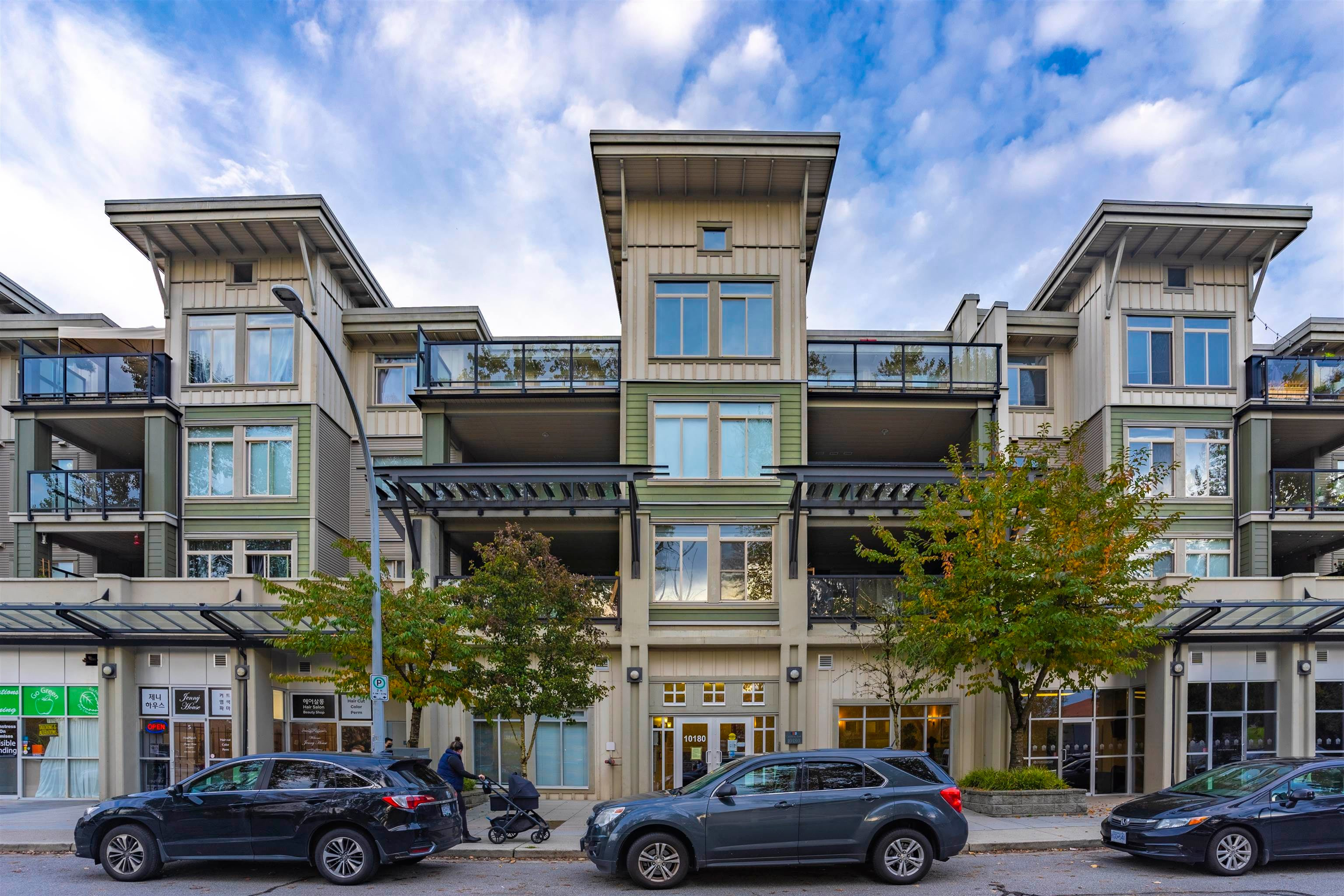417 10180 153 STREET - Guildford Apartment/Condo for sale, 2 Bedrooms (R2628158)