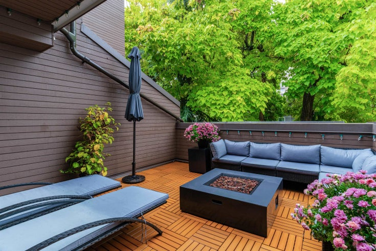 305 1855 NELSON STREET - West End VW Apartment/Condo for sale, 1 Bedroom (R2628175)