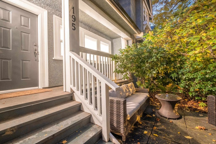 195 W 13TH AVENUE - Mount Pleasant VW Townhouse for sale, 2 Bedrooms (R2628187)