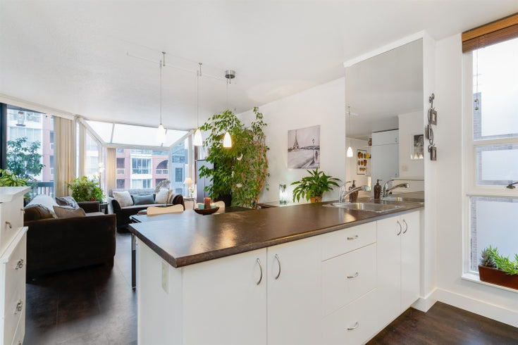 612 1333 HORNBY STREET - Downtown VW Apartment/Condo for sale(R2628195)
