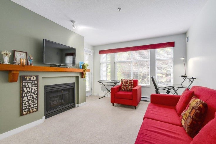 307 1428 PARKWAY BOULEVARD - Westwood Plateau Apartment/Condo for sale, 2 Bedrooms (R2628205)