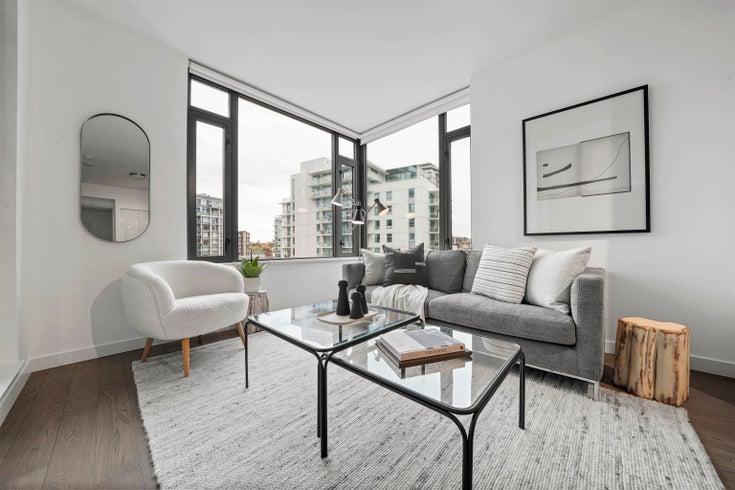 902 1678 PULLMAN PORTER STREET - Mount Pleasant VE Apartment/Condo for sale, 2 Bedrooms (R2628215)