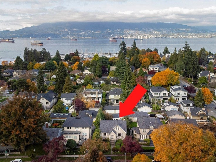 3743 W 3RD AVENUE - Point Grey House/Single Family for sale, 3 Bedrooms (R2628249)