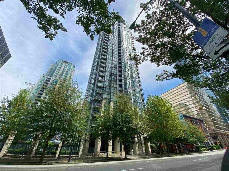 1201 1239 W GEORGIA STREET - Coal Harbour Apartment/Condo for sale, 1 Bedroom (R2628256)