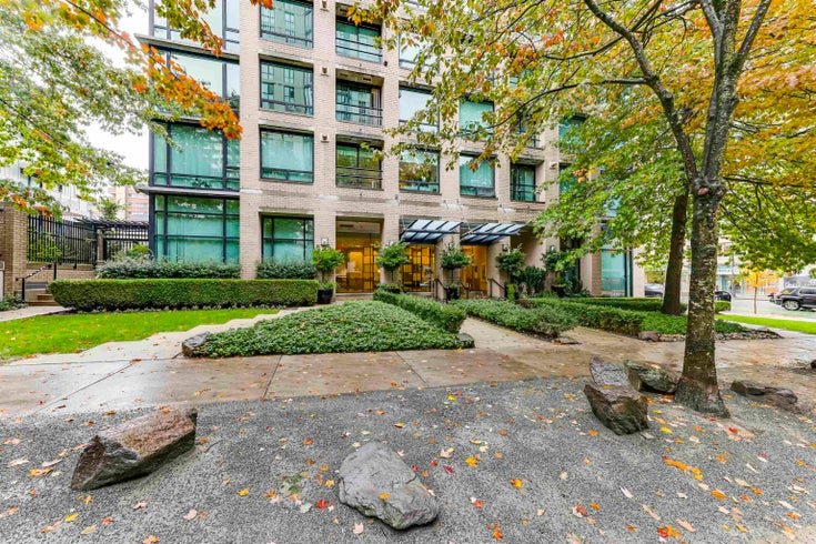 1305 1003 BURNABY STREET - West End VW Apartment/Condo for sale(R2628266)