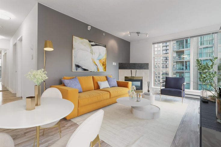 1802 939 HOMER STREET - Yaletown Apartment/Condo for sale, 2 Bedrooms (R2628272)