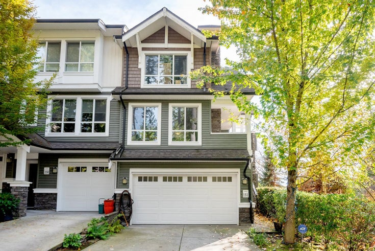 153 1460 SOUTHVIEW STREET - Burke Mountain Townhouse for sale, 4 Bedrooms (R2628274)
