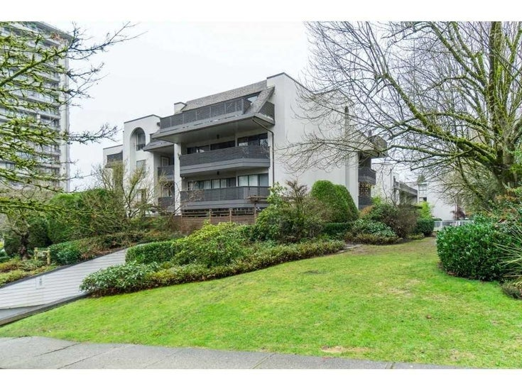 308 1945 WOODWAY PLACE - Brentwood Park Apartment/Condo for sale, 2 Bedrooms (R2628296)