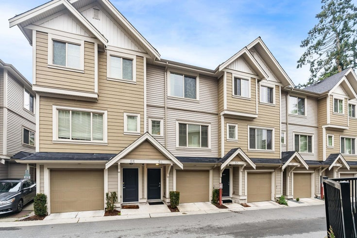 54 19097 64 AVENUE - Cloverdale BC Townhouse for sale, 3 Bedrooms (R2628297)