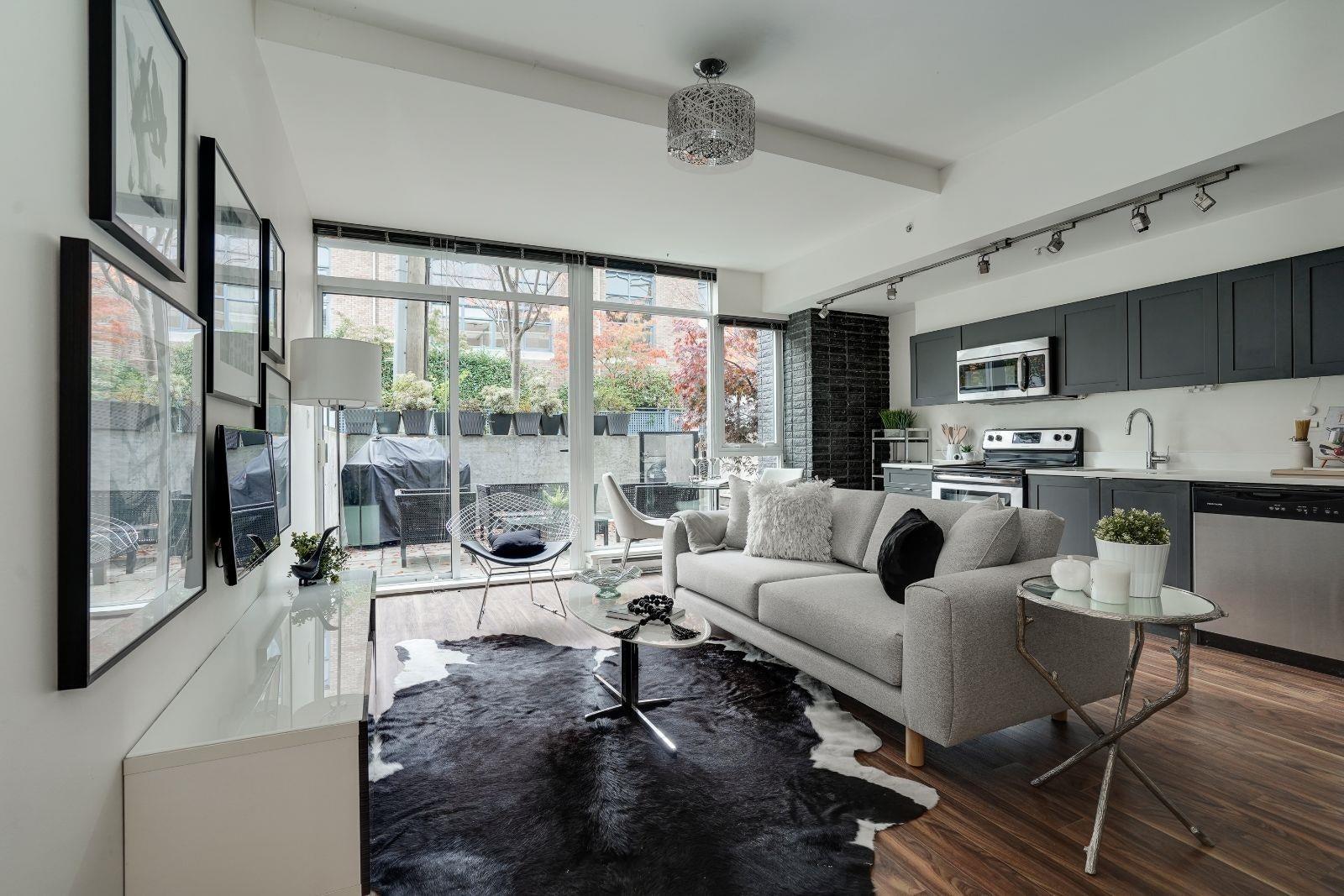 101 2511 QUEBEC STREET - Mount Pleasant VE Apartment/Condo for sale, 1 Bedroom (R2628316) - #1