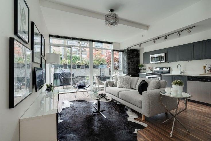 101 2511 QUEBEC STREET - Mount Pleasant VE Apartment/Condo for sale, 1 Bedroom (R2628316)