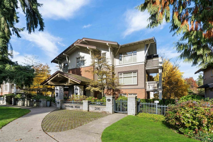 416 2083 W 33RD AVENUE - Quilchena Apartment/Condo for sale, 2 Bedrooms (R2628335)