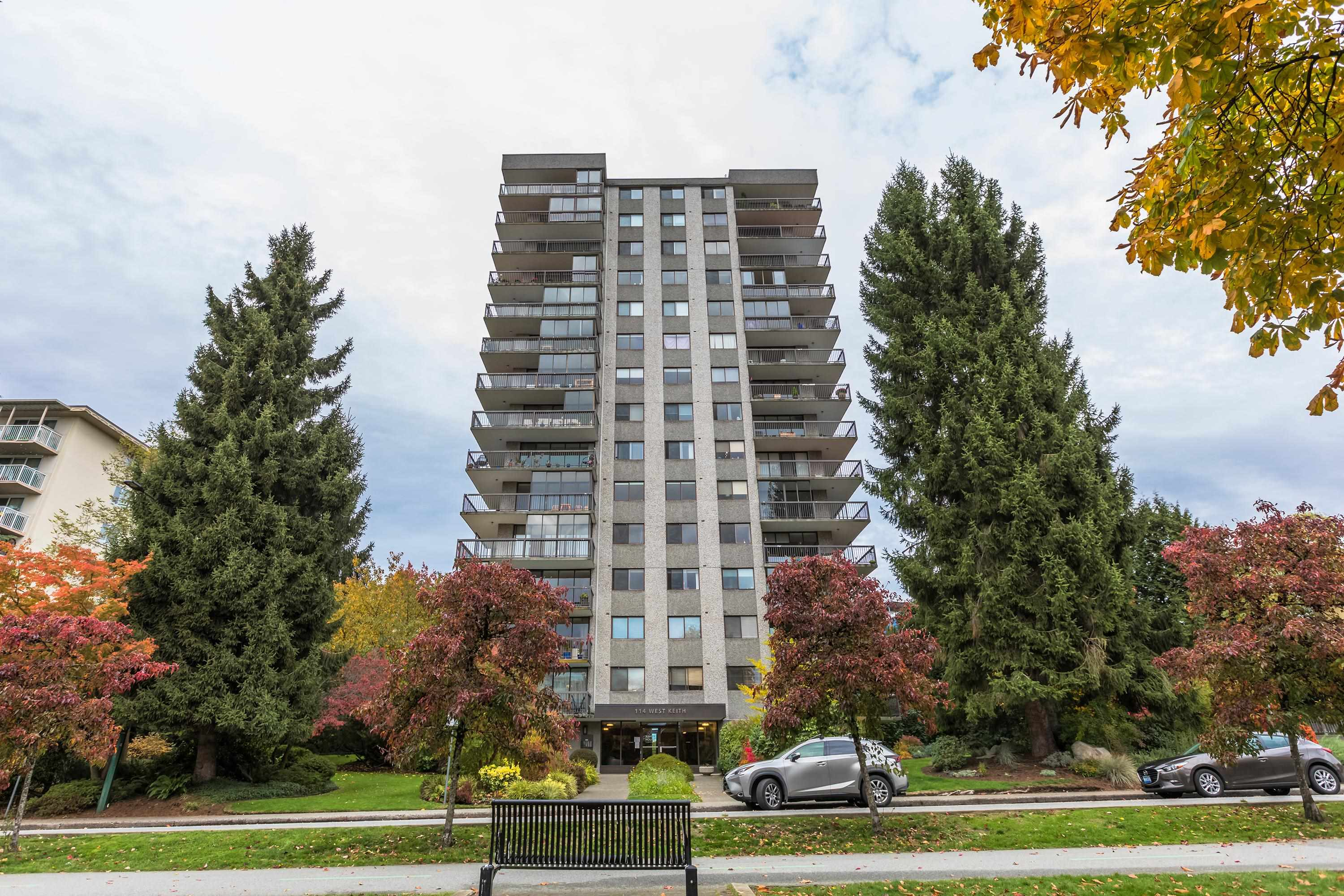503 114 W KEITH ROAD - Central Lonsdale Apartment/Condo for sale, 2 Bedrooms (R2628338) - #1