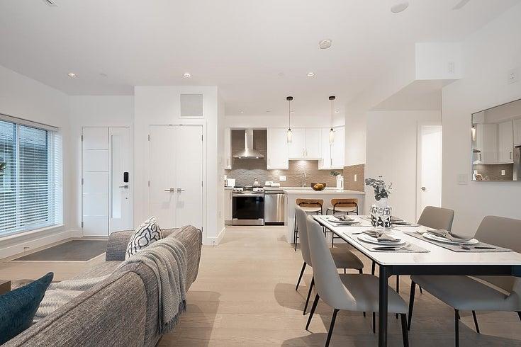 2981 E 7TH AVENUE - Renfrew VE 1/2 Duplex for sale, 3 Bedrooms (R2628350)