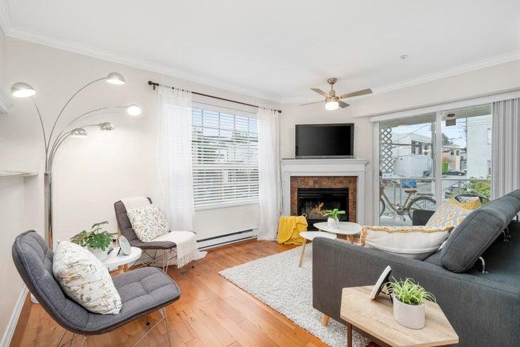 308 5788 VINE STREET - Kerrisdale Apartment/Condo for sale, 2 Bedrooms (R2628353)