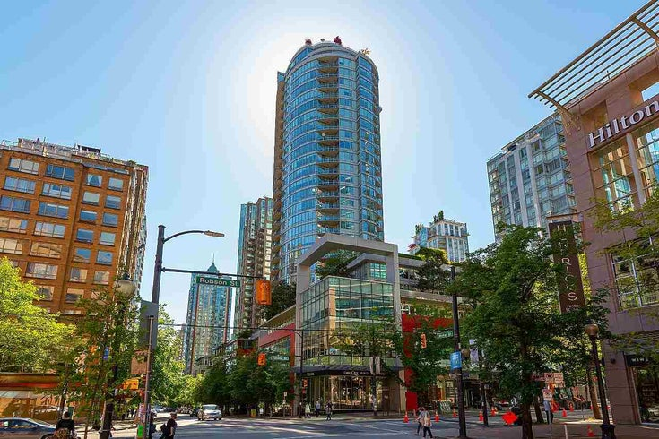 2203 833 HOMER STREET - Downtown VW Apartment/Condo for sale, 2 Bedrooms (R2628374)