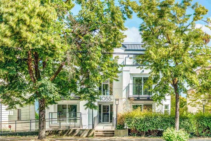 302 1055 E BROADWAY - Mount Pleasant VE Apartment/Condo for sale, 1 Bedroom (R2628387)