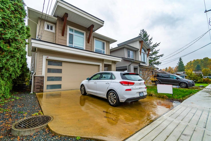 45446 SPADINA AVENUE - Chilliwack W Young-Well House/Single Family for sale, 5 Bedrooms (R2628401)