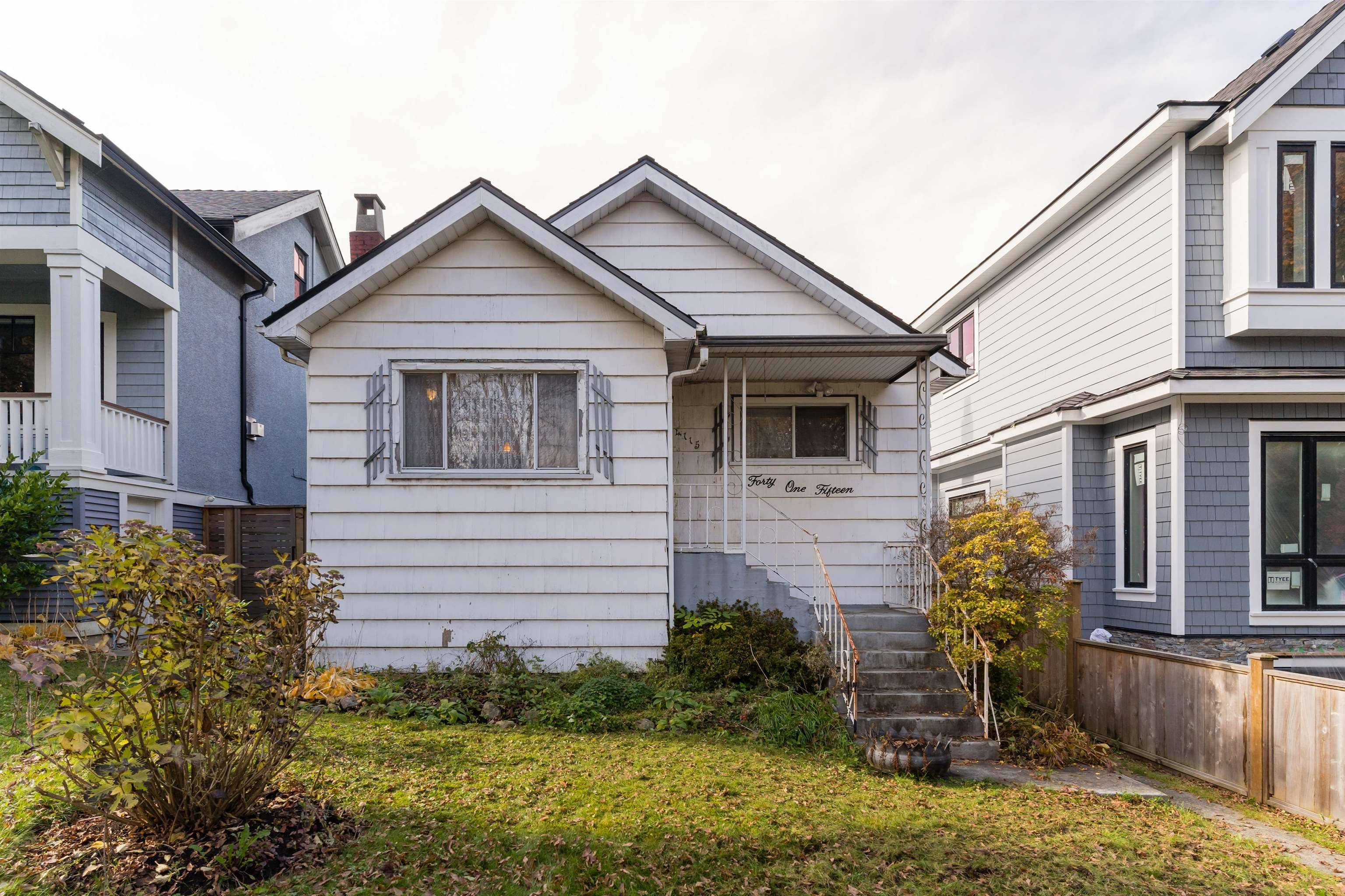 4115 ELGIN STREET - Fraser VE House/Single Family for sale, 2 Bedrooms (R2628405) - #1