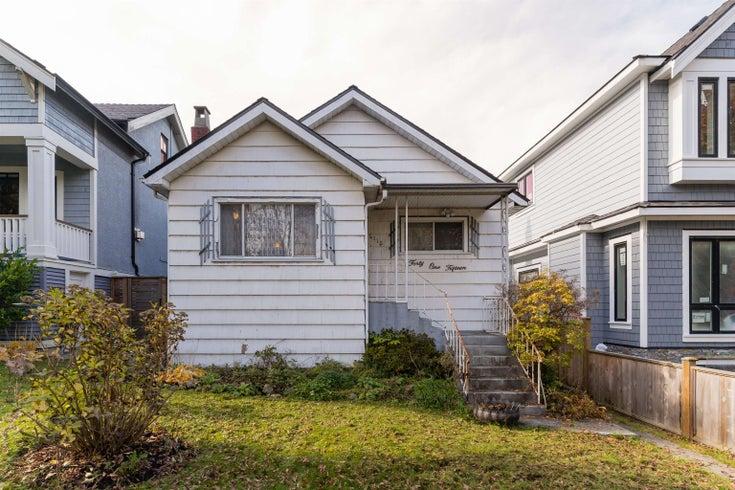 4115 ELGIN STREET - Fraser VE House/Single Family for sale, 2 Bedrooms (R2628405)