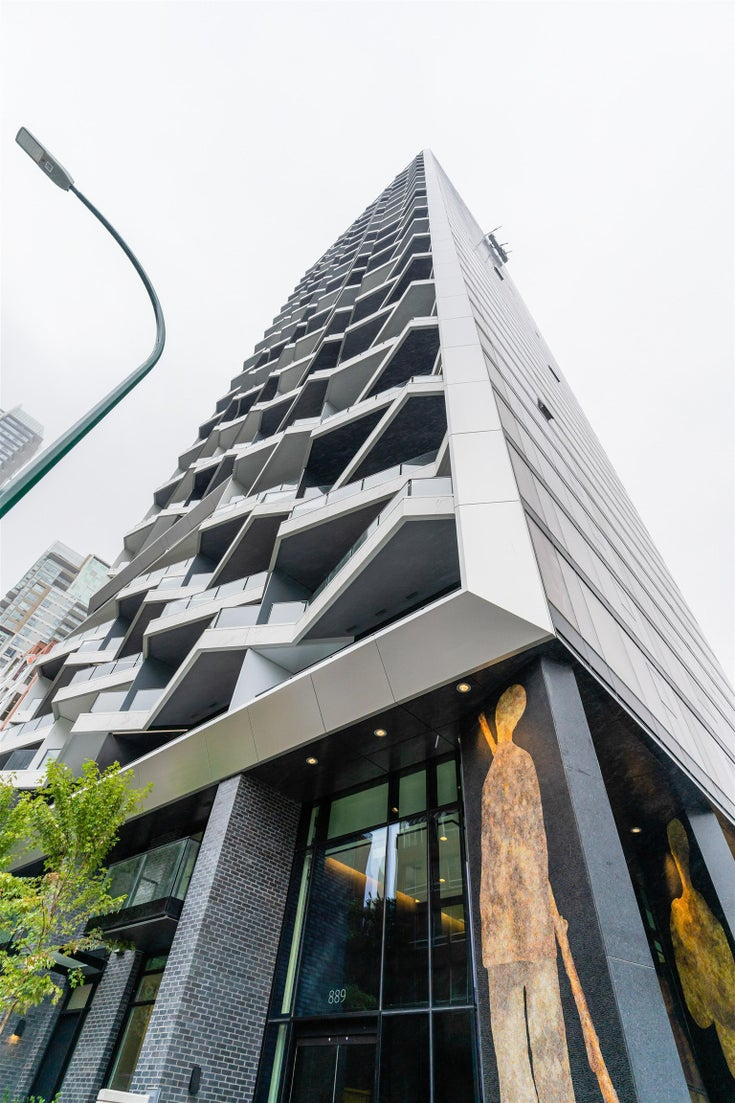 503 889 PACIFIC STREET - Downtown VW Apartment/Condo for sale, 2 Bedrooms (R2628410)