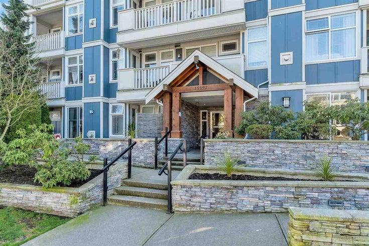 306 15392 16A AVENUE - King George Corridor Apartment/Condo for sale, 2 Bedrooms (R2628424)