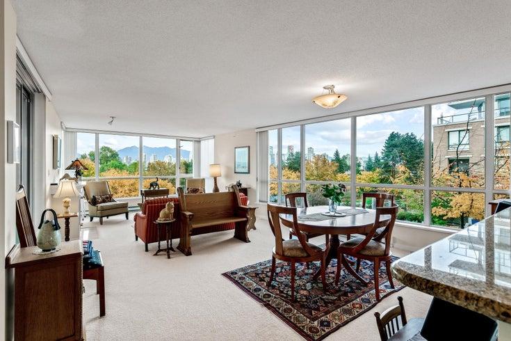 312 1485 W 6TH AVENUE - False Creek Apartment/Condo for sale, 4 Bedrooms (R2628463)