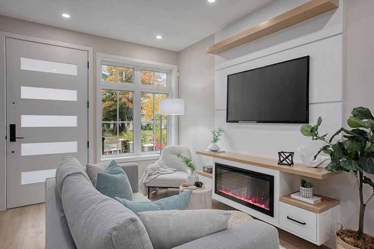 2747 E 54TH AVENUE - Killarney VE 1/2 Duplex for sale, 4 Bedrooms (R2628466)