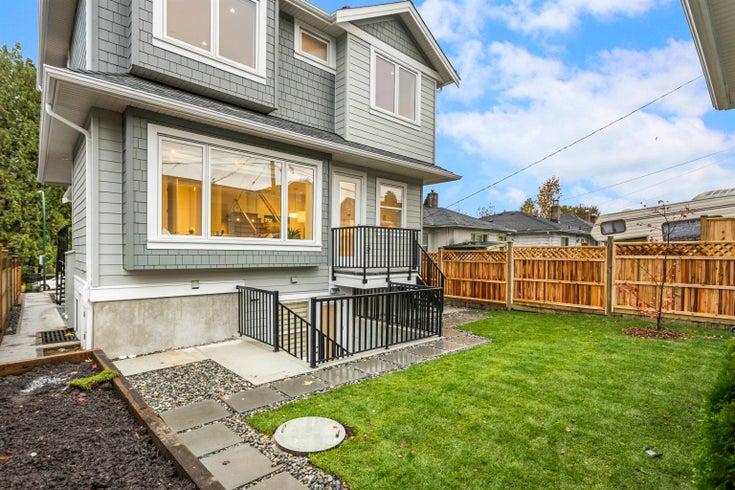 5753 PRINCE ALBERT STREET - Fraser VE 1/2 Duplex for sale, 5 Bedrooms (R2628473)