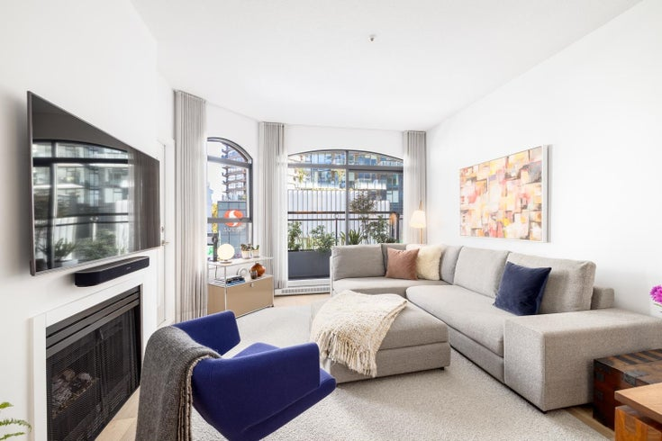 306 1208 BIDWELL STREET - West End VW Apartment/Condo for sale, 2 Bedrooms (R2628474)