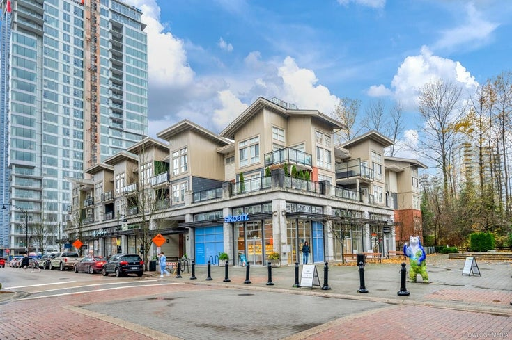 304 201 MORRISSEY ROAD - Port Moody Centre Apartment/Condo for sale, 2 Bedrooms (R2628479)