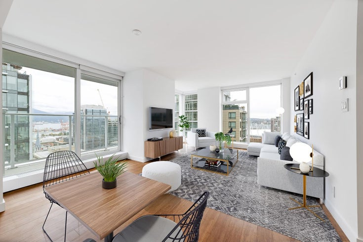 3009 777 RICHARDS STREET - Downtown VW Apartment/Condo for sale, 2 Bedrooms (R2628502)