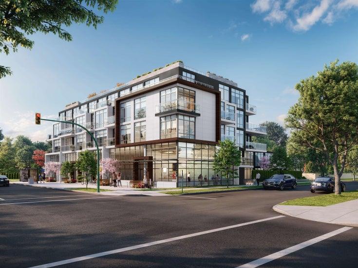 508 105 W 49TH AVENUE - Oakridge VW Apartment/Condo for sale, 1 Bedroom (R2628503)