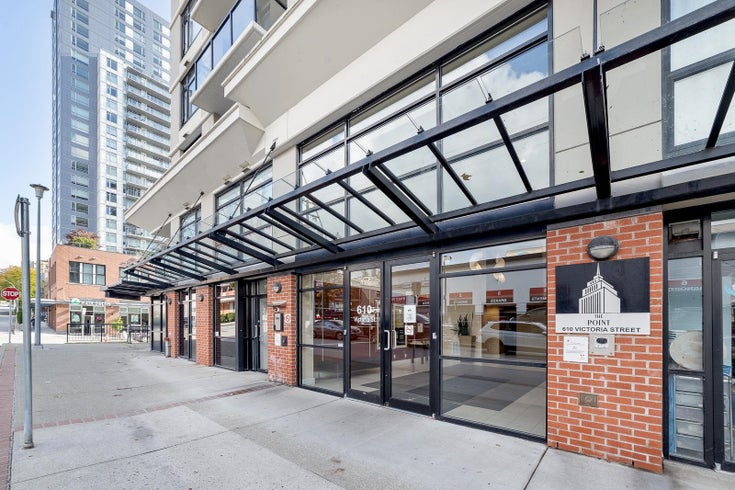 407 610 VICTORIA STREET - Downtown NW Apartment/Condo for sale, 2 Bedrooms (R2628508)