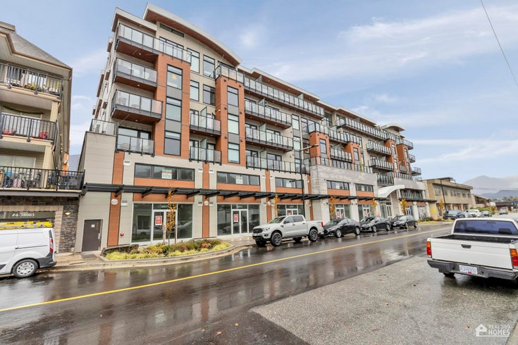 613 38033 SECOND AVENUE - Downtown SQ Apartment/Condo for sale, 2 Bedrooms (R2628516)