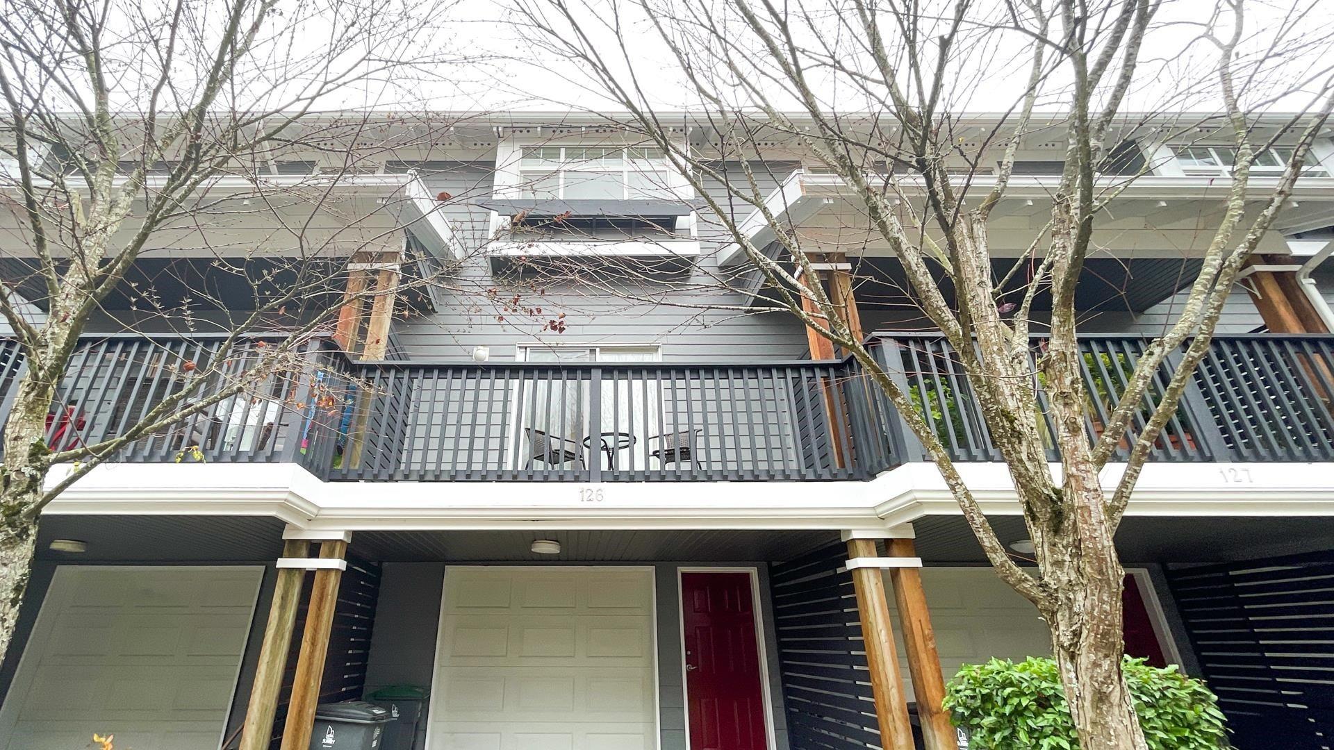 126 15236 36 AVENUE - Morgan Creek Townhouse for sale, 2 Bedrooms (R2628538)