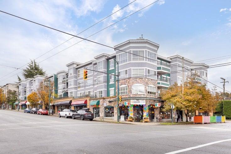 402 2680 W 4TH AVENUE - Kitsilano Apartment/Condo for sale, 1 Bedroom (R2628562)