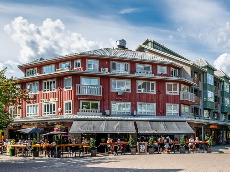 352 4314 MAIN STREET - Whistler Village Apartment/Condo for sale, 2 Bedrooms (R2628564)