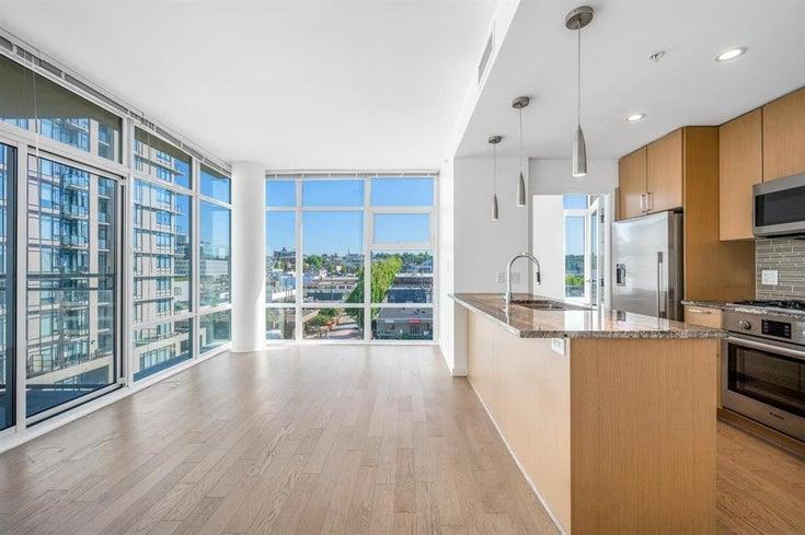 802 38 W 1ST AVENUE - False Creek Apartment/Condo for sale, 2 Bedrooms (R2628566)