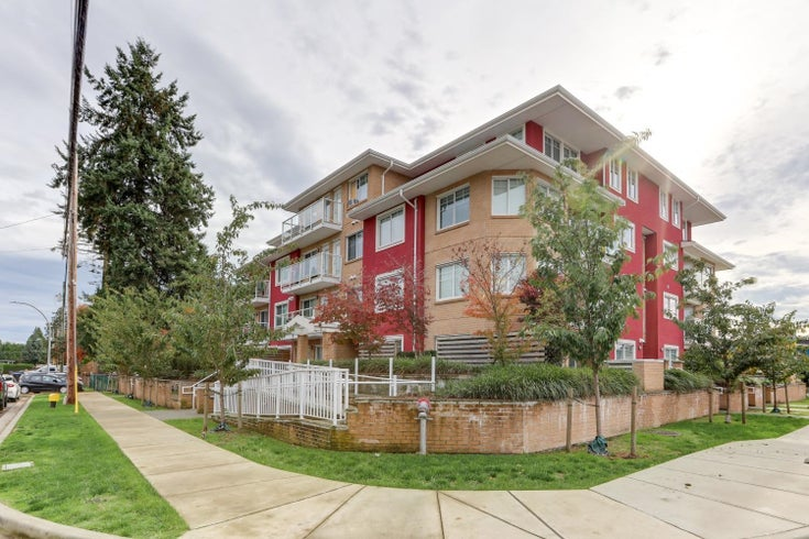 205 1990 WESTMINSTER AVENUE - Glenwood PQ Apartment/Condo for sale, 2 Bedrooms (R2628571)