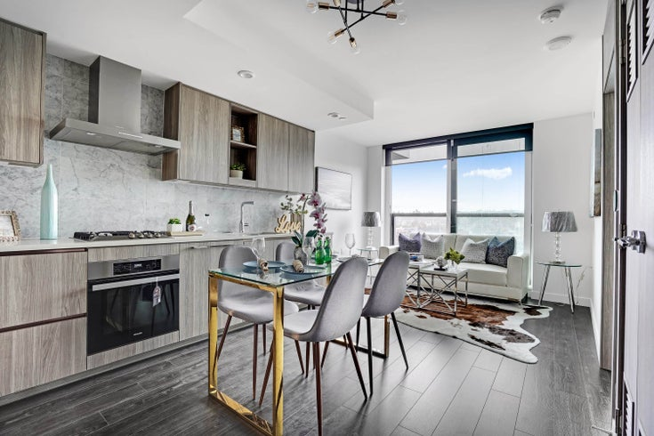 1416 1768 COOK STREET - False Creek Apartment/Condo for sale, 1 Bedroom (R2628594)