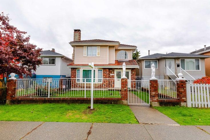 4216 SKEENA STREET - Renfrew Heights House/Single Family for sale, 4 Bedrooms (R2628608)